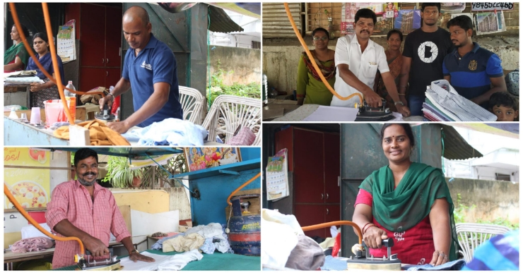 How Finezza Helped Gromor & Udhyam Bring about Change in the Lives of the Iron-walas of Bengaluru