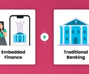 Can Embedded Finance Provide a Tough Challenge to Traditional Banking?